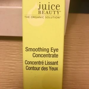 Soothing eye concentrate moisturizer